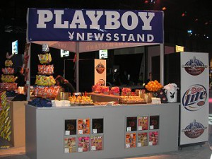 Super Bowl Playboy Party